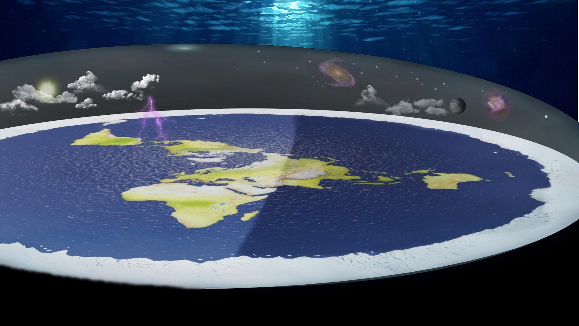 Flat Earth u2013 Flat Earth Facts